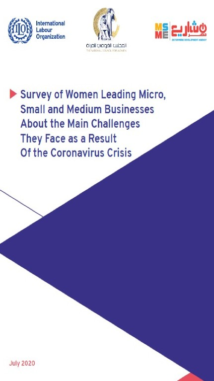 Survey of Women Leading Micro, Small and Medium Businesses About the Main Challenges They Face as a Result Of the Coronavirus Crisis