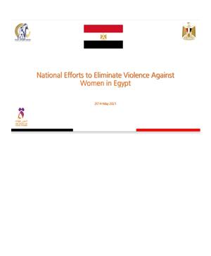 National Efforts to Eliminate Violence Against Women in Egypt