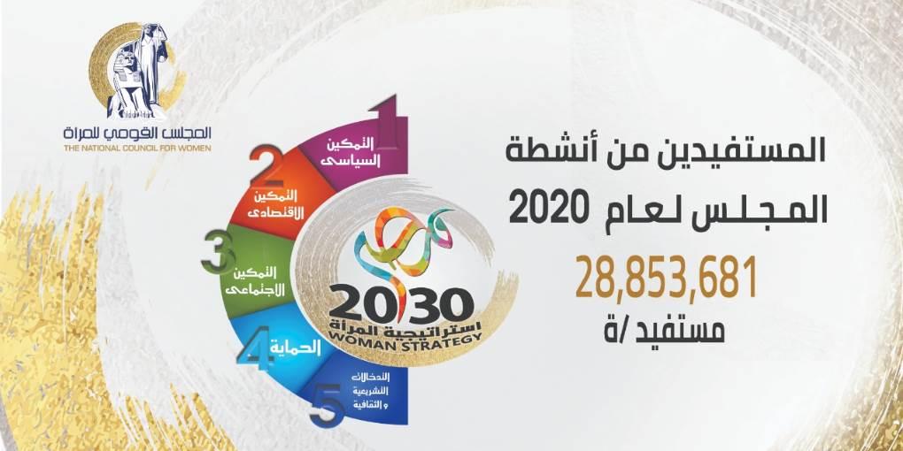 إنجازات المجلس في عام 2020