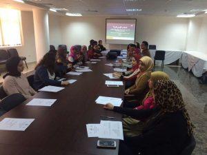 المتطوعين من جامعة عين شمس