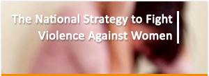 The National Strategy To Fight Violence Against Women