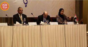 فى اطار مؤتمر معا فى خدمة الوطن د/مايا مرسي-المجلس القومي للمرأة